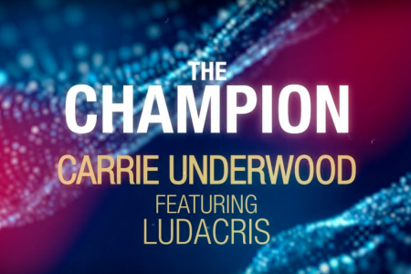 "image for article ""The Champion"" - Carrie Underwood ft Ludacris [YouTube Lyric Video]"