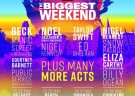 image for event The Biggest Weekend 2018