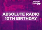 image for event Absolute Radio 10th Birthday