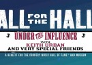 image for event All For The Hall: Under The Influence