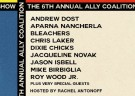 image for event Ally Coalition Talent Show: Bleachers, Dixie Chicks, Jason Isbell, and more