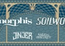 image for event Amorphis, Soilwork, Jinjer, Nailed to Obscurity