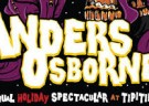 image for event Anders Osborne's Holiday Spectacular