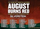 image for event August Burns Red, Silverstein, and Silent Planet