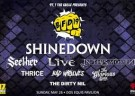 image for event 97.1 The Eagle Presents BFD: Shinedown, Seether, In This Moment, Live, Thrice, and more