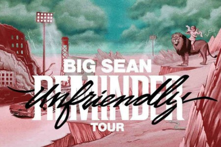 image for article Big Sean Plots 2018 Tour Dates: Ticket Presale Code & On-Sale Info