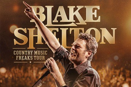 Blake Shelton Plots 2018 'Country Music Freaks Tour' Dates: Ticket Presale Code & On-Sale Info