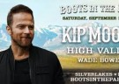 image for event Boots in the Park: Kip Moore, High Valley and Wade Bowen