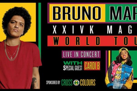 image for article Bruno Mars Adds 2018 Tour Dates With Cardi B: Ticket Presale Code & On-Sale Info