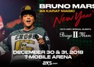 image for event Bruno Mars and Boyz II Men