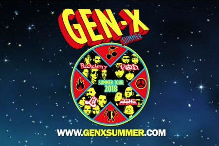 image for article Gen-X Tour Featuring Buckcherry, P.O.D., Lit, and Alien Ant Farm Sets 2018 Tour Dates