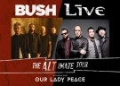 image for event Bush and Our Lady Peace