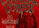image for event Cannibal Corpse, Thy Art Is Murder, and Perdition Temple
