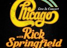 image for event Chicago and Rick Springfield