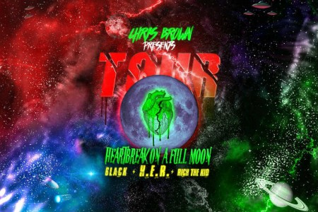 image for article Chris Brown Shares 2018 Tour Dates: Ticket Presale Code & On-Sale Info