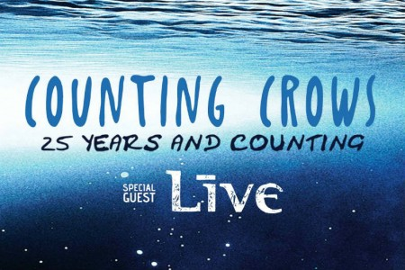 image for article Counting Crows and Live Plan 2018 Tour Dates: Ticket Presale Code & On-Sale Info