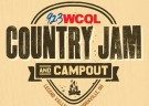 image for event 92.3 WCOL's Country Jam and Campout Music Festival