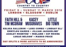 Country To Country 2018