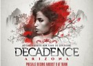 image for event Decadence Arizona: Diplo, Skrillex, Fisher, and more