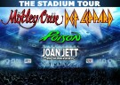 image for event Mötley Crüe, Def Leppard, Poison, Joan Jett, and Tuk Smith & The Restless Hearts