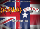 image for event Def Leppard and ZZ Top