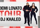 image for event Demi Lovato, DJ Khaled, and Kehlani