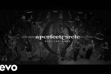 "image for article ""Disillusioned"" - A Perfect Circle [YouTube Music Video]"