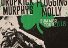 image for event Dropkick Murphys and Flogging Molly