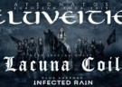 image for event Eluveitie with Lacuna Coil and Infected Rain