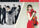image for event Evanescence and Lindsey Stirling
