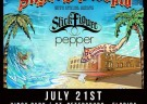 image for event The Dirty Heads, Pepper, Stick Figure and Slightly Stoopid
