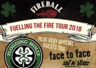 image for event Fireball, Flogging Molly, Lost in Stereo, Face To Face, and The Bronx