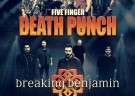 image for event Five Finger Death Punch, Breaking Benjamin, and Bad Wolves