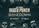 image for event Five Finger Death Punch, Shinedown, Starset, and Bad Wolves