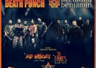 image for event Five Finger Death Punch, Breaking Benjamin, In Flames, and From Ashes To New