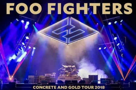 image for article Foo Fighters Plot 2018 'Concrete And Gold Tour' Dates For North America and Europe: Ticket Presale Code & On-Sale Info