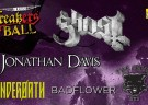 image for event KEGL Freakers' Ball: GHOST, Jonathan Davis, Underoath, The Fever 333, and Badflower