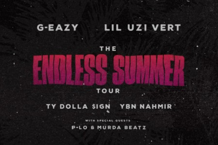 image for article G-Eazy Adds 2018 Tour Dates: Ticket Presale Code & On-Sale Info