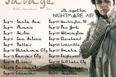 image for article Gary Numan Shares 2018 Tour Dates: Ticket Presale Code & On-Sale Info