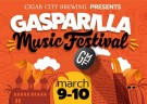 image for event Gasparilla Music Festival