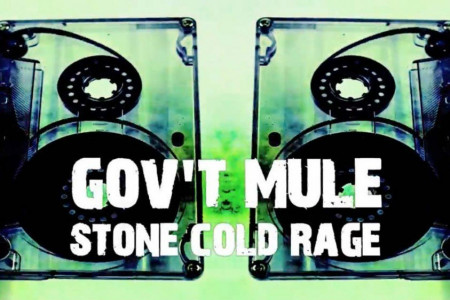 """Stone Cold Rage"" - Gov't Mule [YouTube Lyric Video]"