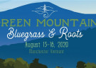 image for event Green Mountain Bluegrass & Roots Festival