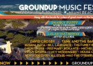 image for event GroundUp Music Festival