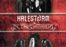 image for event Halestorm, In This Moment, and New Years Day