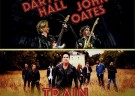 image for event Hall & Oates and Train