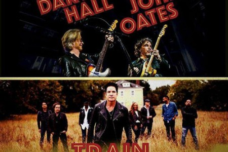image for article Hall & Oates and Train Plot 2018 Tour Dates: Ticket Presale Code & On-Sale Info