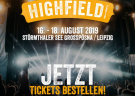 image for event HIGHFIELD FESTIVAL