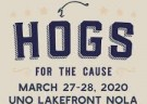 image for event Hogs for the Cause