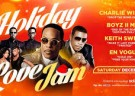 image for event Holiday Jam 2018! featuring Boyz II Men, Keith Sweat, En Vogue, and Charlie Wilson