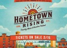 image for event Hometown Rising Music Festival